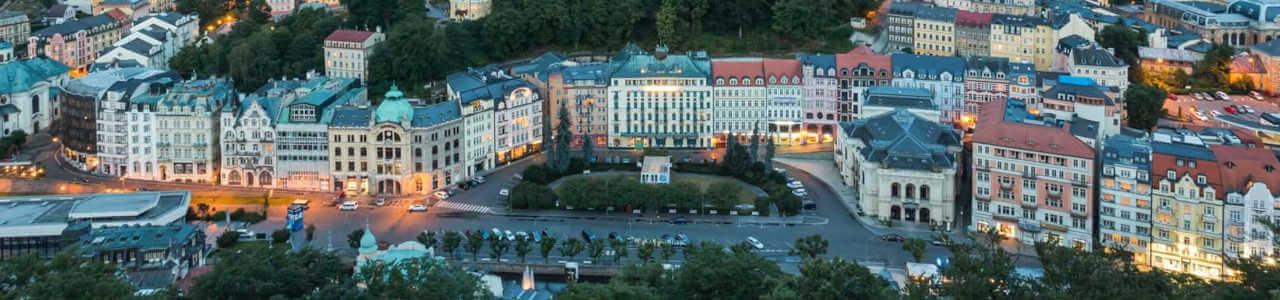 Karlovy Vary city