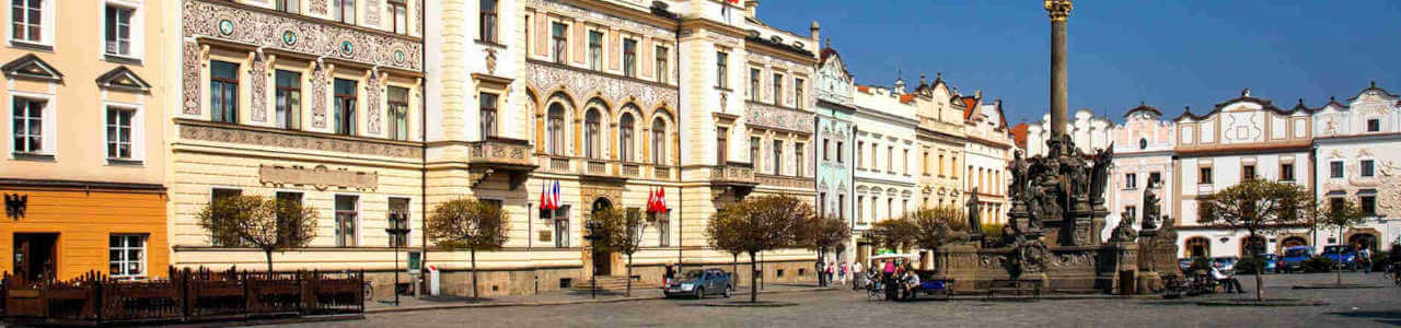 вулиця пардубіце